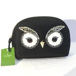 Kate Spade Owl Small Marcy Star Bright Bag. NWT